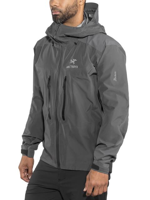 Arc'teryx Alpha AR Jacket Men Pilot
